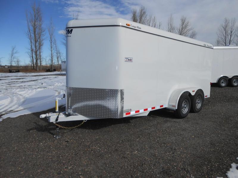 2019 CM 16FT CARGO MATE Enclosed Cargo Trailer