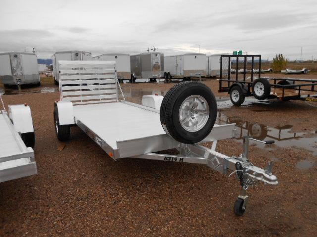 2017 Aluma 6314H Utility Trailer in Ashburn, VA