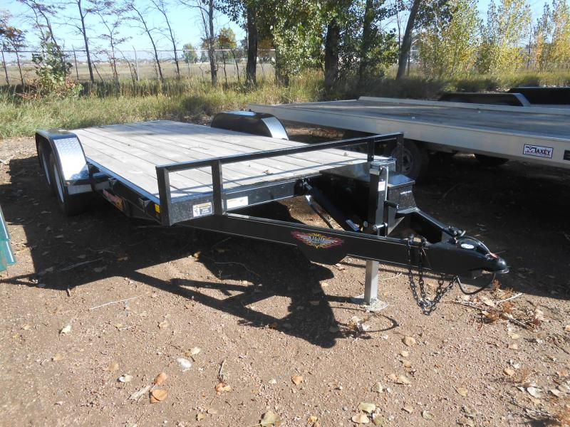 2012 H and H Trailer Speed Loader EX - Power Tilt Car / Racing Trailer