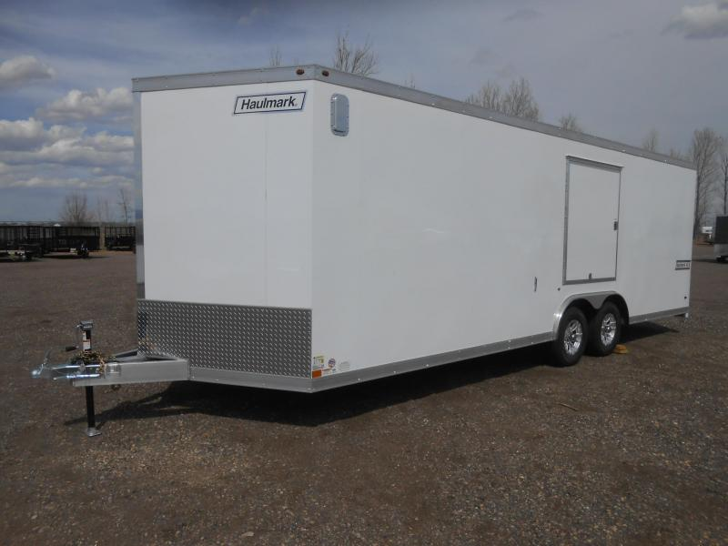2019 Haulmark HAUV85X24WT3-RD All Aluminum Enclosed Car / Racing Trailer in Ashburn, VA
