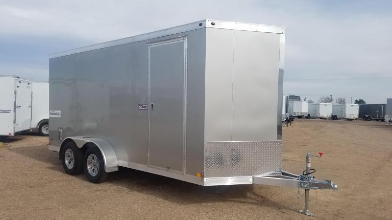 2019 Haulmark HAUV7X16WT2-RD All Aluminum Enclosed Cargo Trailer in Ashburn, VA