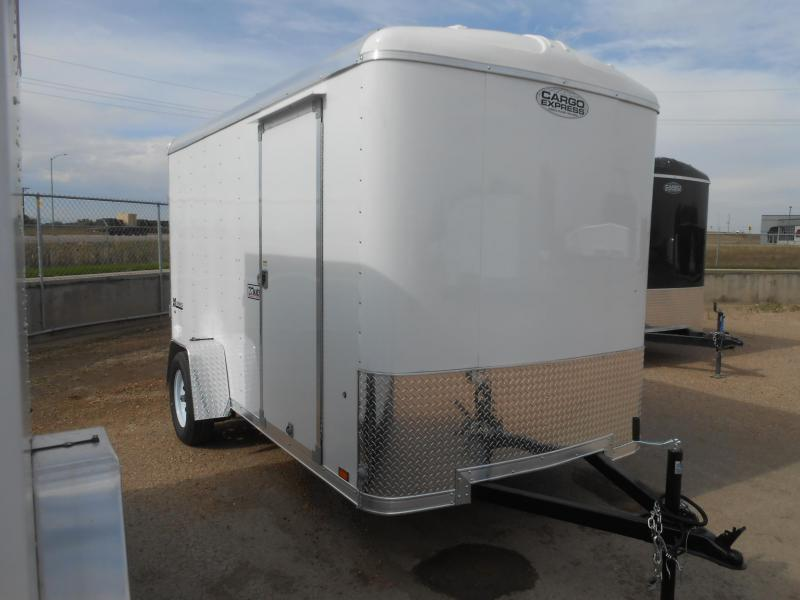 2019 Cargo Express XLR6X12S12-RD Enclosed Cargo Trailer in Ashburn, VA