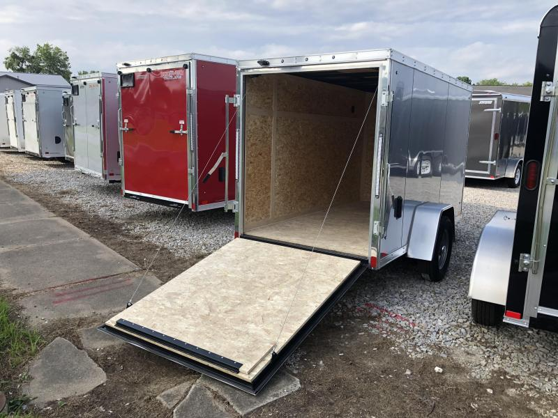2018 5'x10' Discovery Enclosed Trailer. 2516
