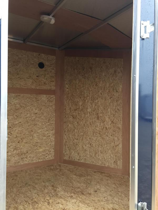 2019 7'x14' 7K Discovery Enclosed Trailer. 1938
