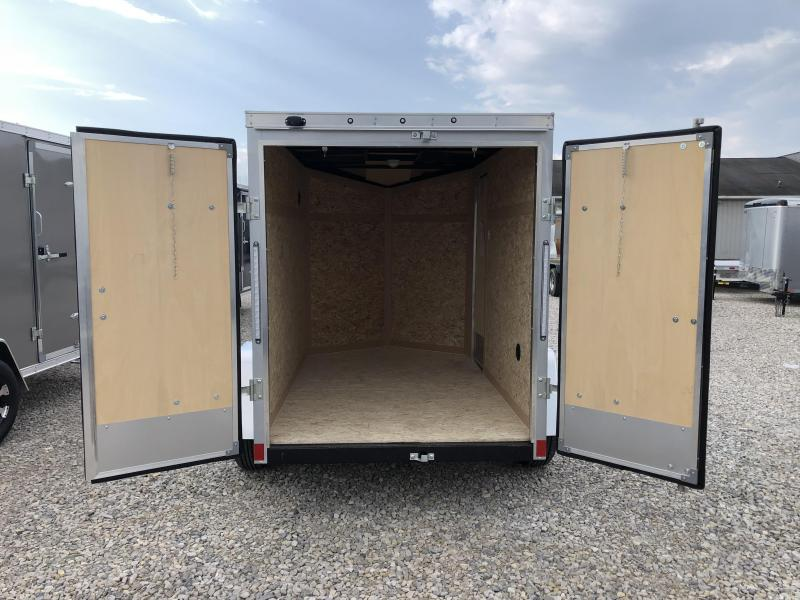 2019 5x8 Discovery Enclosed Cargo Trailer. 3127