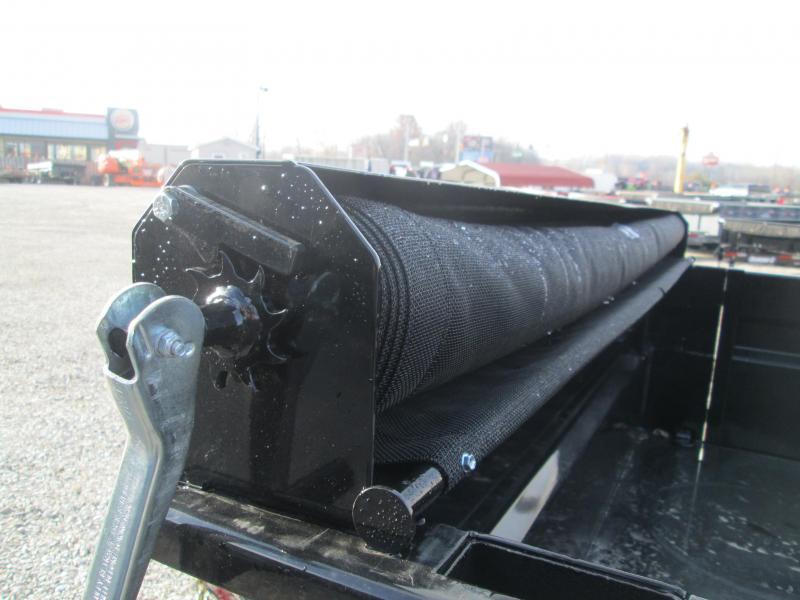 2018 83x14 14k Load Trail Low-Pro Dump. 50543