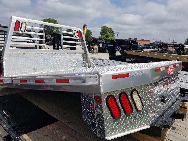 2019 7x7  Aluminum Zimmerman 6000XL Truck Bed