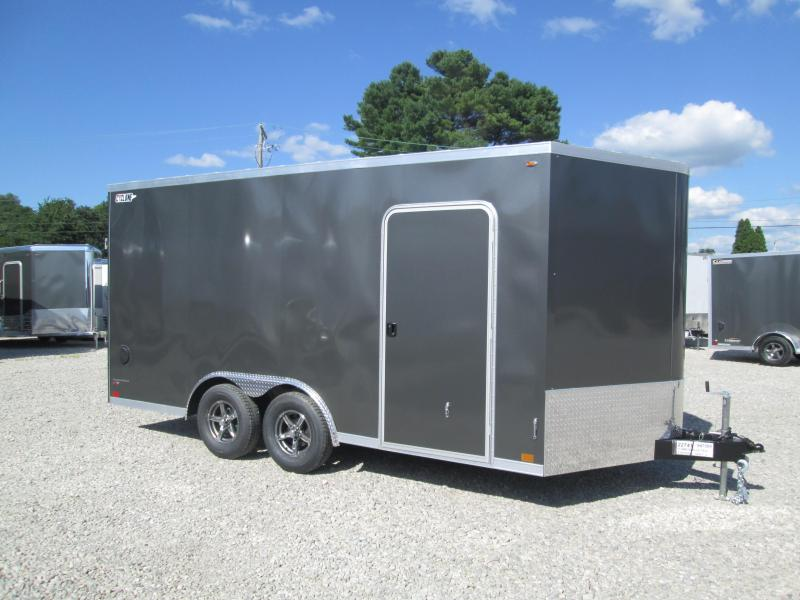 2020 7x18 Legend Trailers STV Enclosed Cyclone Cargo Trailer