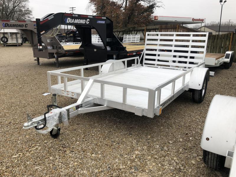 2019 12' Featherlite Utility Trailer. 150614