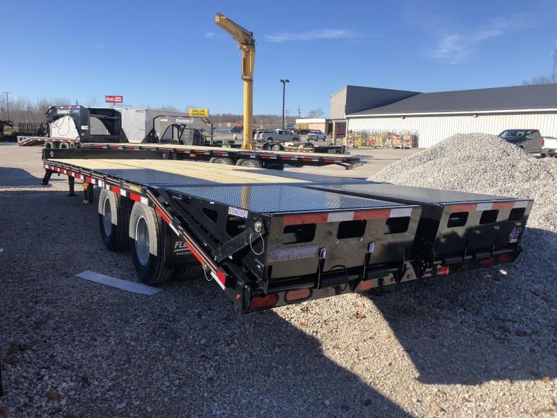 "2019 102""x20'+5' 25900lb. GVWR Diamond C Equipment. 08403"