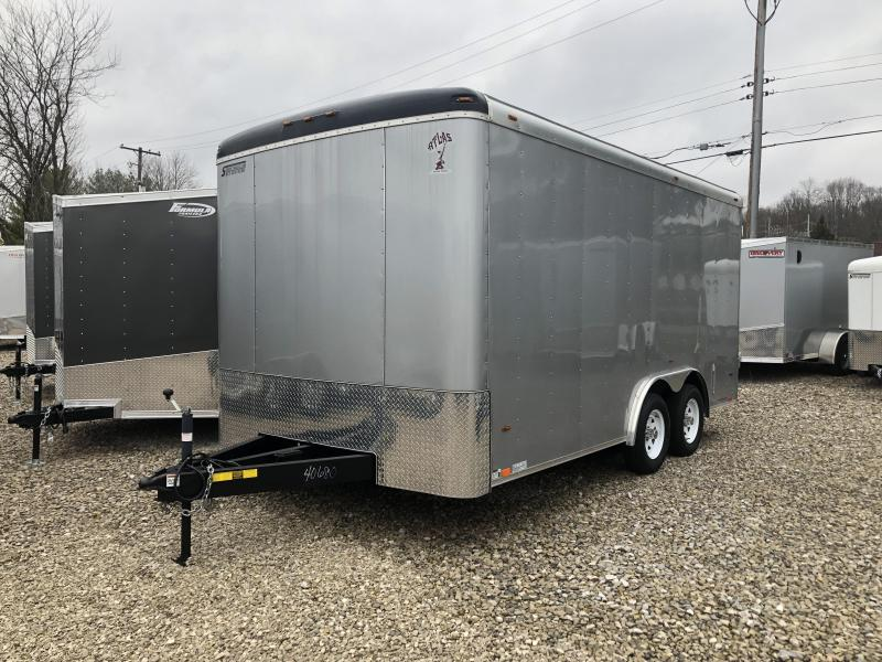 2018 8'x16' 7k Atlas Enclosed. 40680