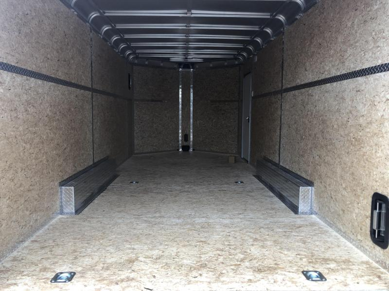 2019 8x21 10K Legend Enclosed Trailer. 17820