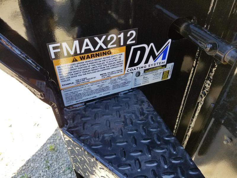 2019 Diamond C Trailers FMAX 212 Flatbed Trailer