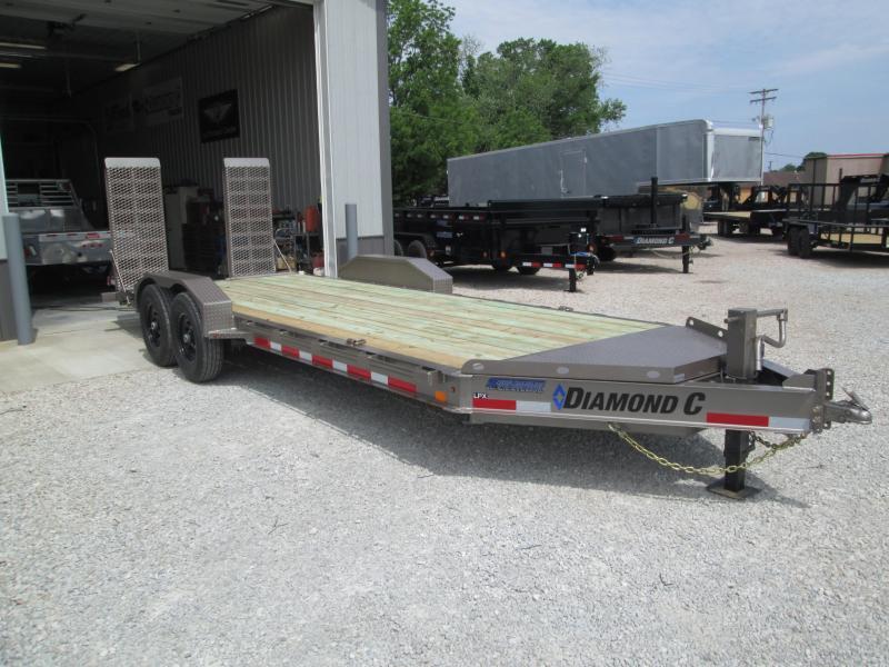 2019 Diamond C Trailers LPX Equipment Trailer in Ashburn, VA
