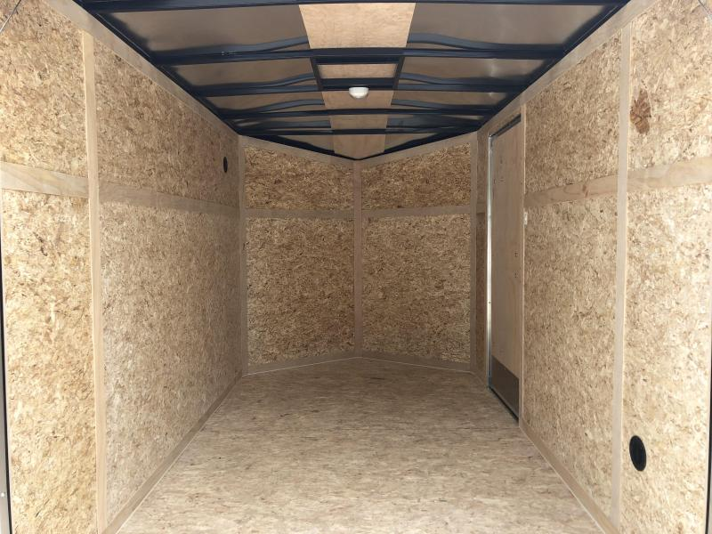 2019 6x10 Discovery Enclosed Trailer. 2519