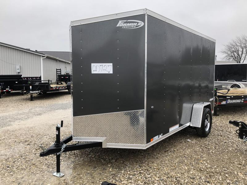 2019 6x12 Formula Enclosed Trailer. 727