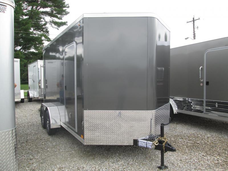 2019 7x14 Legend Manufacturing STV Enclosed Cargo Trailer