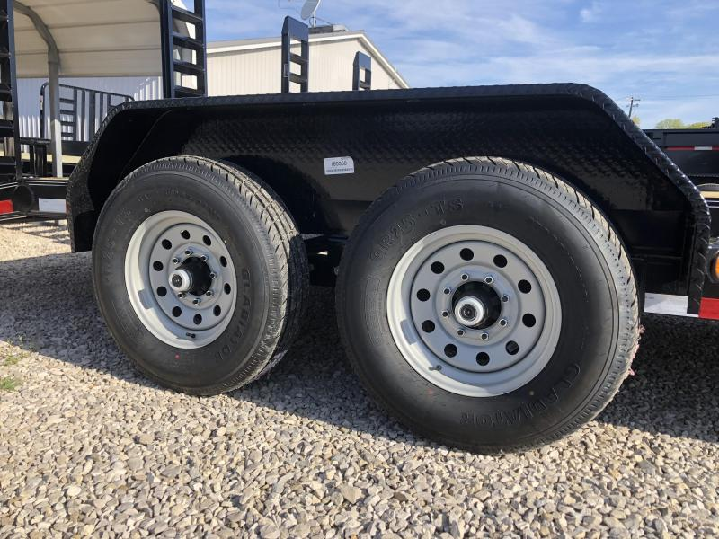 "2019 83""x18' 14K Load Trail Equipment Trailer. 85350"