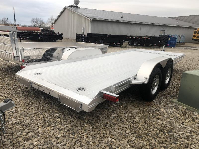 2019 17.5' 7k Featherlite Car Trailer. 151081