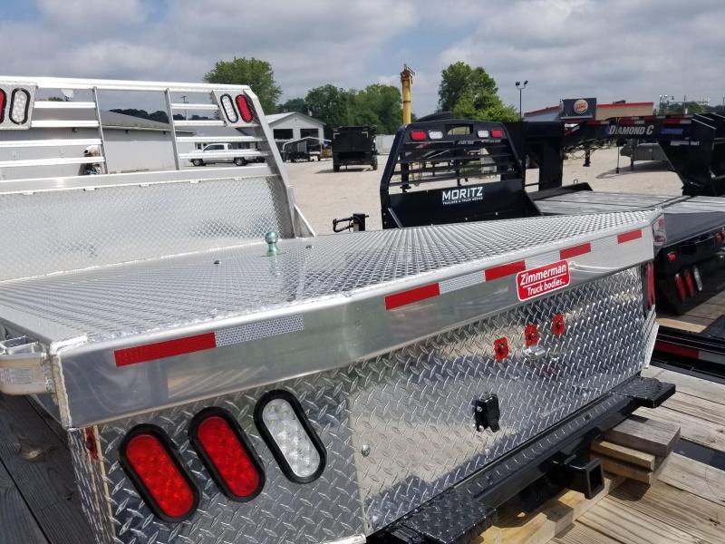 2019 7x8.5 Zimmerman 6000XL Truck Bed