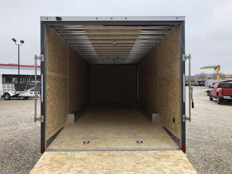 2019 8.5x22 10K Discovery Enclosed Trailer. 3773