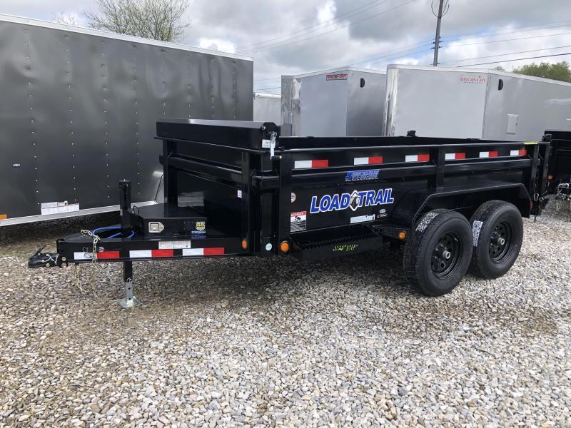 """2019 72""""x12' 10k Load Trail Dump. 80104"""