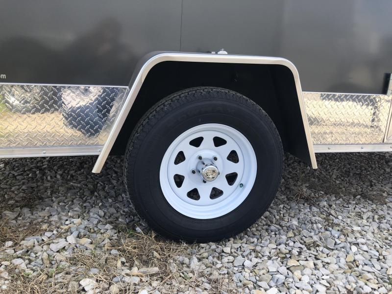 2018 6x12 Atlas Cargo Trailer. 39916