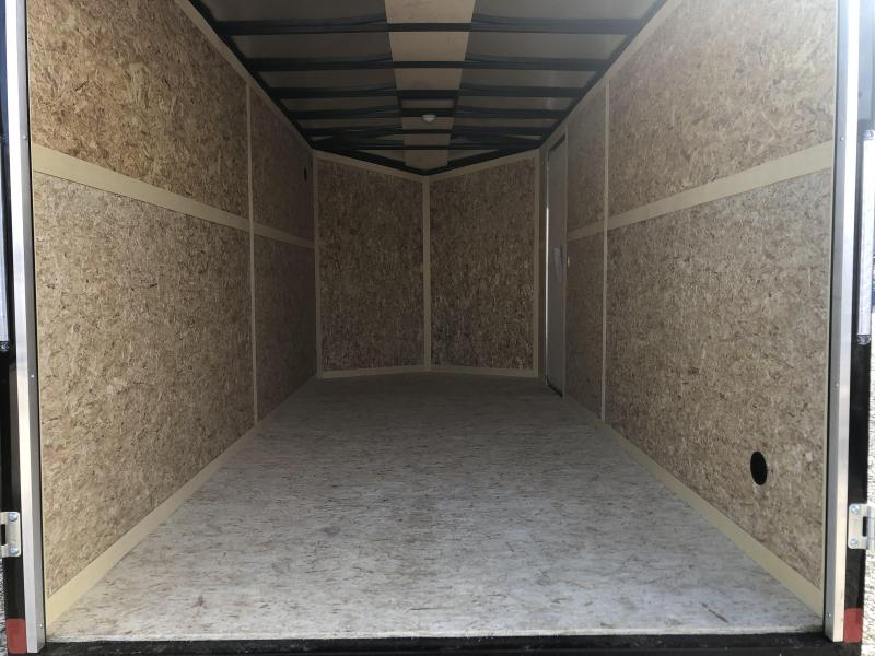 2019 7'x16' 5.2k Discovery Enclosed. 04095