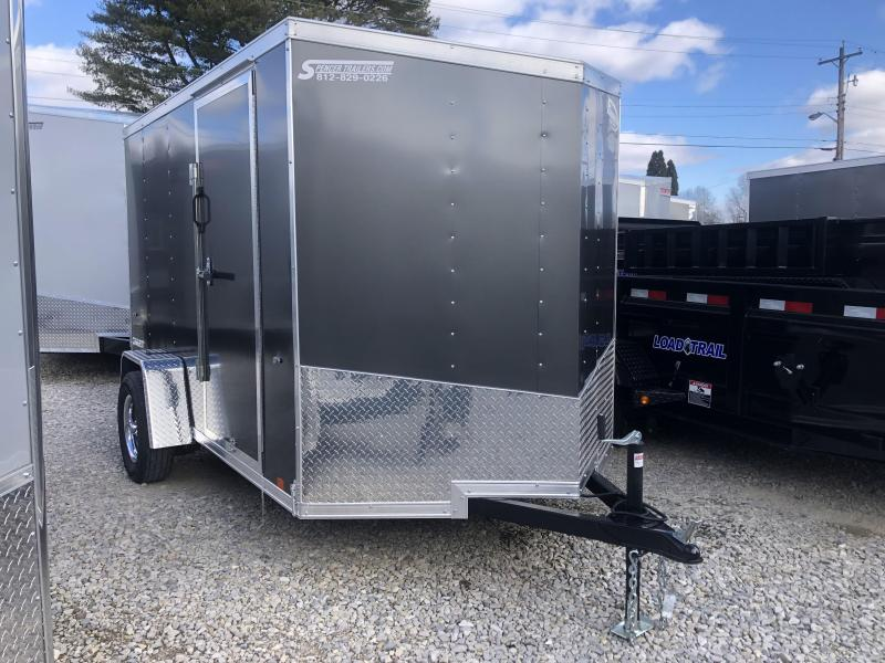 2019 6x10 Formula Enclosed Trailer. 760