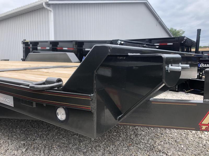 2019 16'+4' 14k MAXXD Gravity Tilt Equipment Trailer. 65972