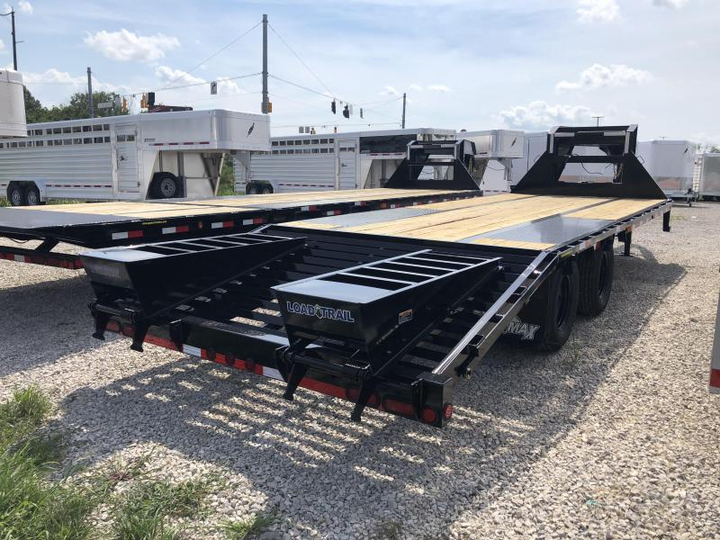 "2019 20'+5'x102"" 22K Load Trail GN Equipment Trailer. 72083"
