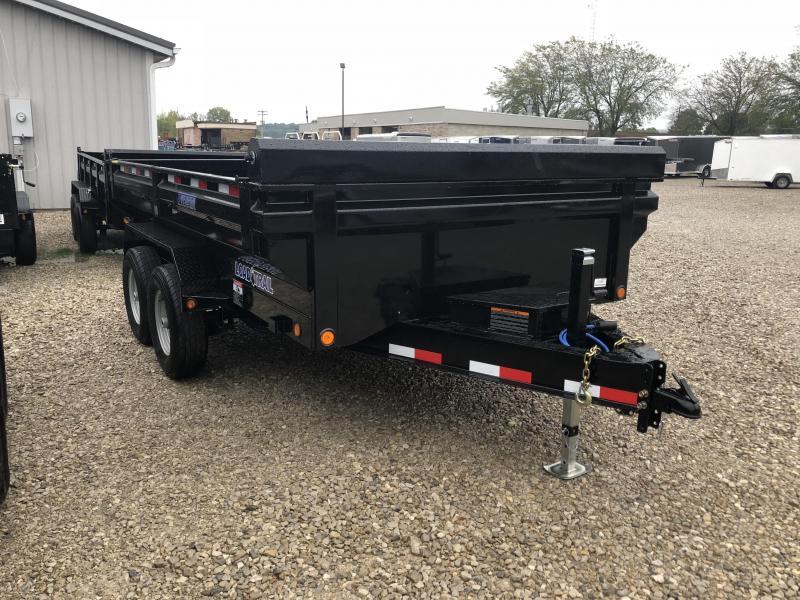 "2019 83""x12' 14K Load Trail Dump Trailer. 72550"