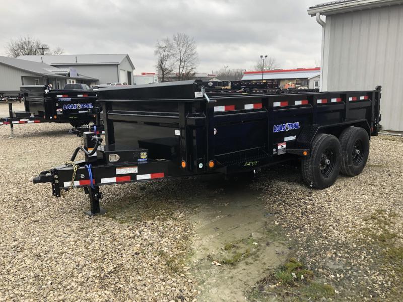 "2019 83""x14' 14K Load Trail Dump Trailer. 80068"