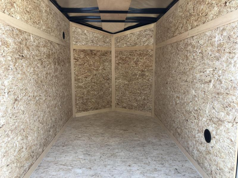 2019 5x8 Discovery Enclosed Trailer. 3126