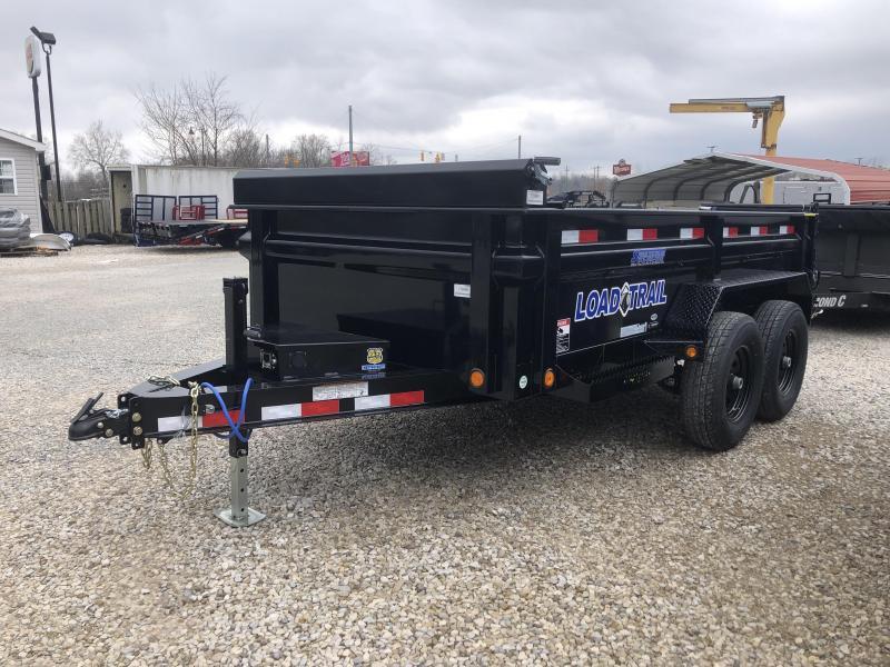 """2019 72""""x12' 10k Load Trail Dump. 79989"""