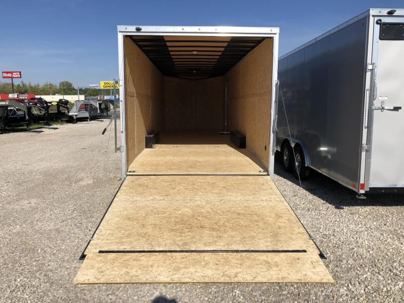 2019 8.5x28 12K Discovery Enclosed Cargo Trailer. 2837