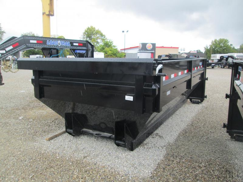 2018 Load Trail 83x14 Drop-N-Go Roll off Dump Box. 44688