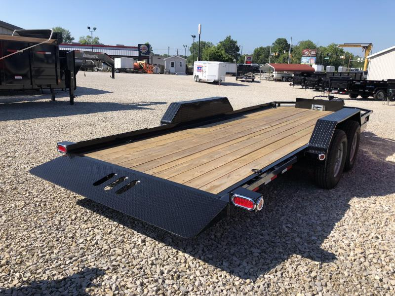 "2018 20'x83"" 14k Load Trail Tilt Equipment Trailer. 67436"