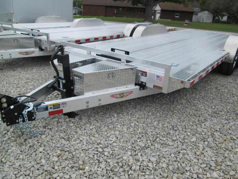 2019 22x102 14K H and H Equipment Trailer. 14035