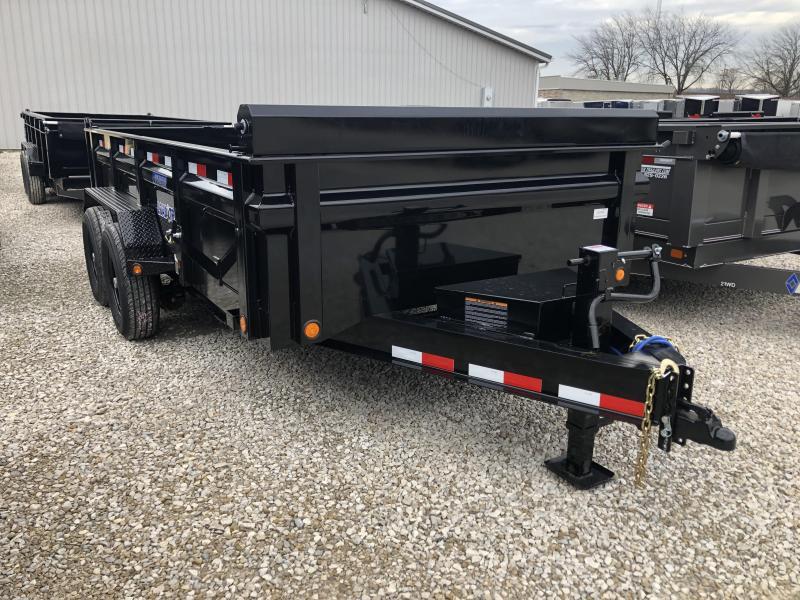 "2019 83""x14' Load Trail Dump Trailer. 80096"