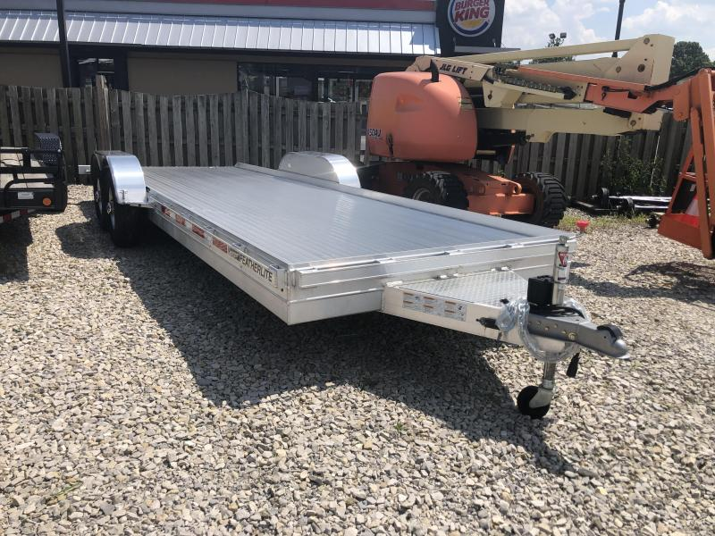 2019 22' 14k Featherlite Car Trailer. 151079