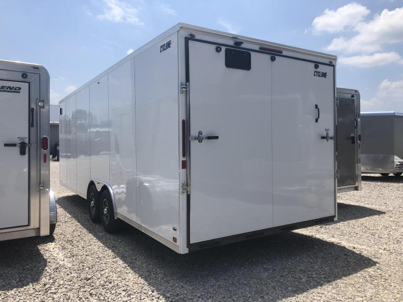 2020 8.5x26 10K Legend Enclosed Trailer. 17821