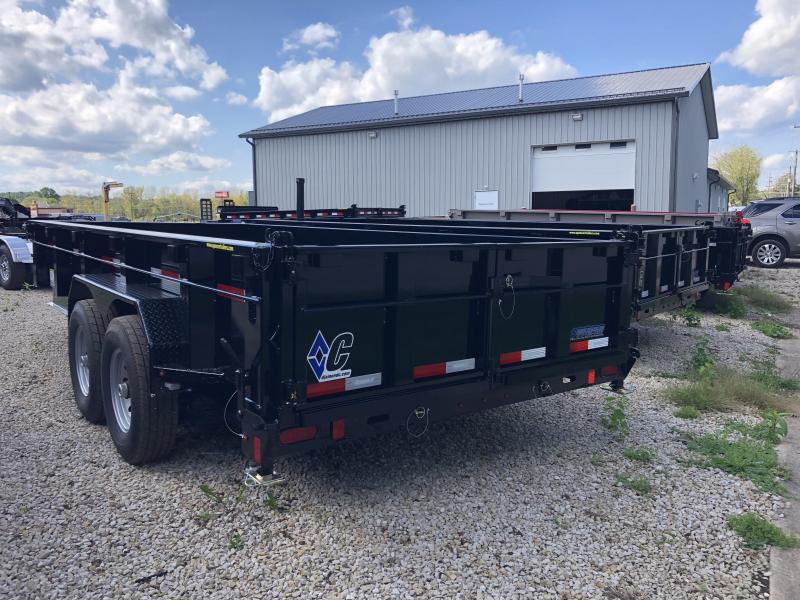 "2019 82""x16' 14900lb GVWR Diamond C Heavy Duty Low-Pro Dump. 05451"