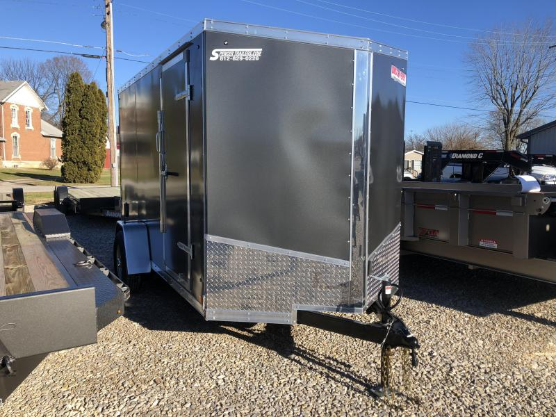 2019 6'x12' 5.2k Discovery Enclosed. 03986