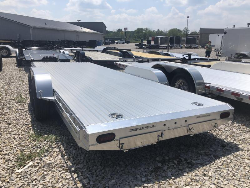 2019 20' 14k Featherlite Car Trailer. 151082