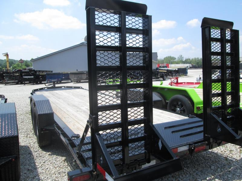 "2019 20'+2'x82"" 14.9K Diamond C Equipment Trailer. 14433"