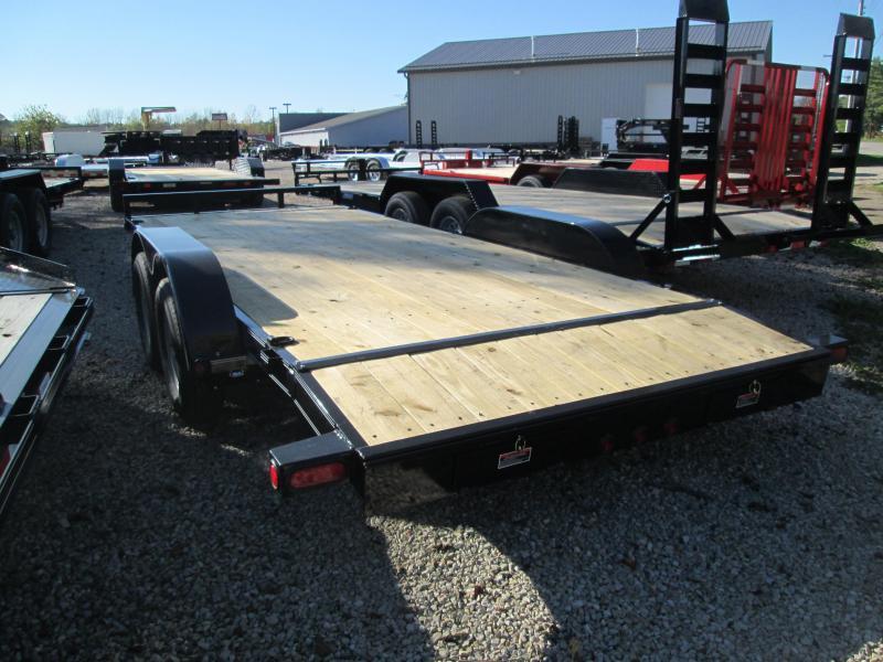 "2018 16'+2'x83"" 7K GVWR Load Trail Car / Racing Trailer. 49203"