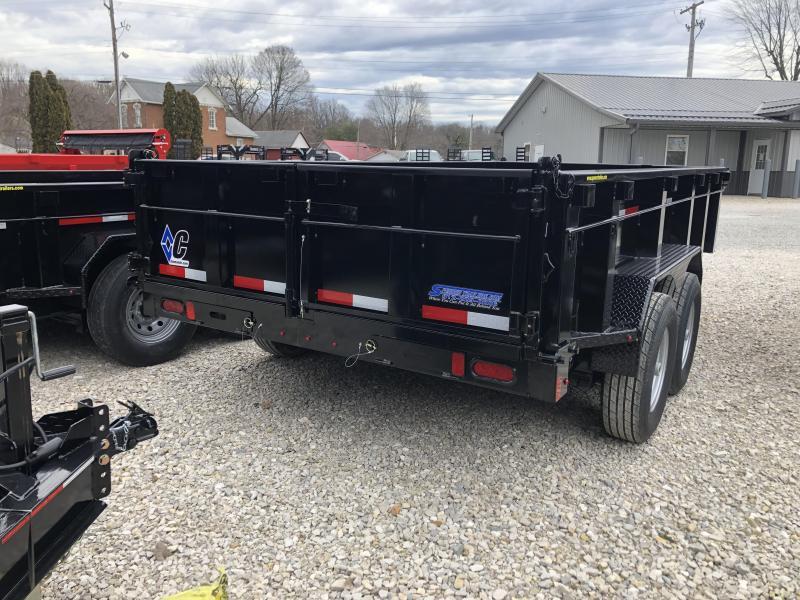 2019 14x82 14K Diamond C Dump Trailer. 7900