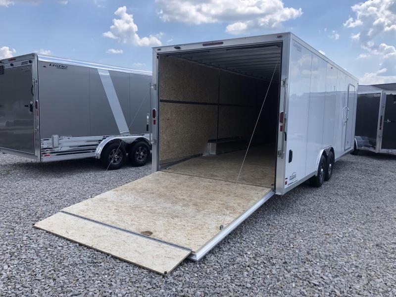 2019 8.5x26 Legend 10K Enclosed Cargo Trailer. 17622