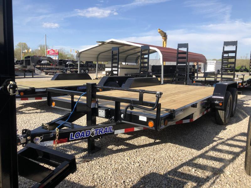 "2019 83""x18' 14K Load Trail Equipment Trailer. 86695"